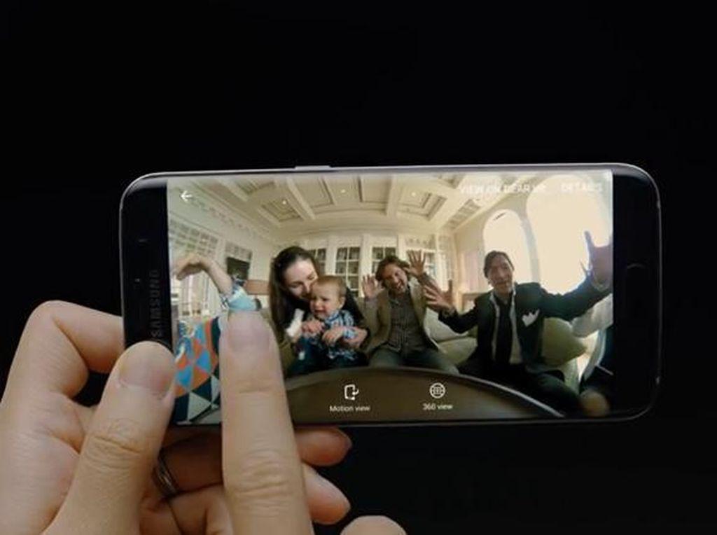 Begini Cara Samsung Populerkan Gear 360