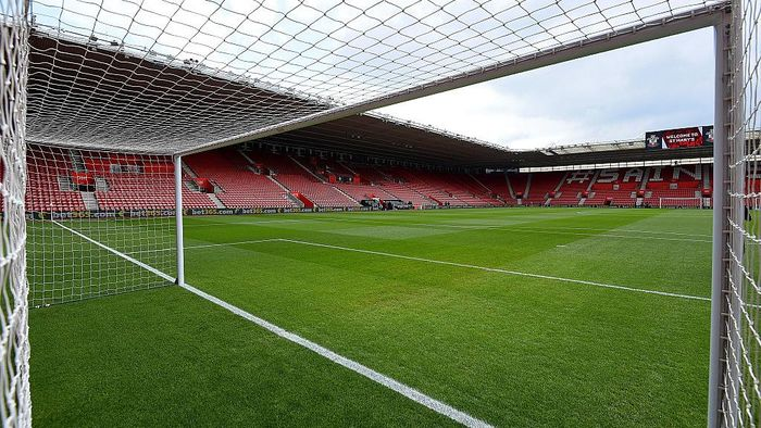 SOUTHAMPTON, ENGLAND - MARCH 05: A general view of the stadium prior to the Barclays Premier League match between Southampton and Sunderland at St Marys Stadium on March 5, 2016 in Southampton, England. (Photo by Tom Dulat/Getty Images).