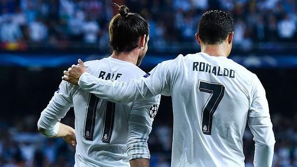 Zidane Tak Pusingkan Absennya Ronaldo dan Bale