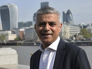Walkot London Ucapkan Selamat Lebaran: Kami Kuat dan Bersatu