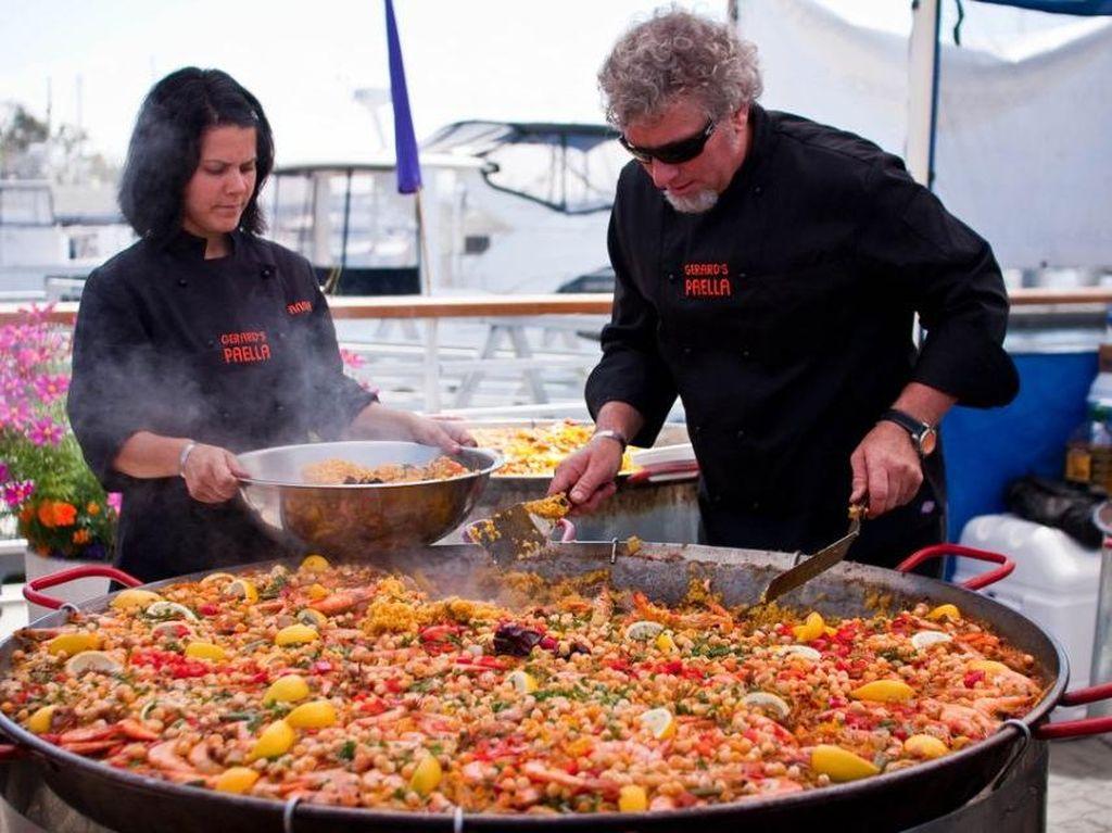 Festival Makanan Gratis dari Limbah Makanan Digelar di New York