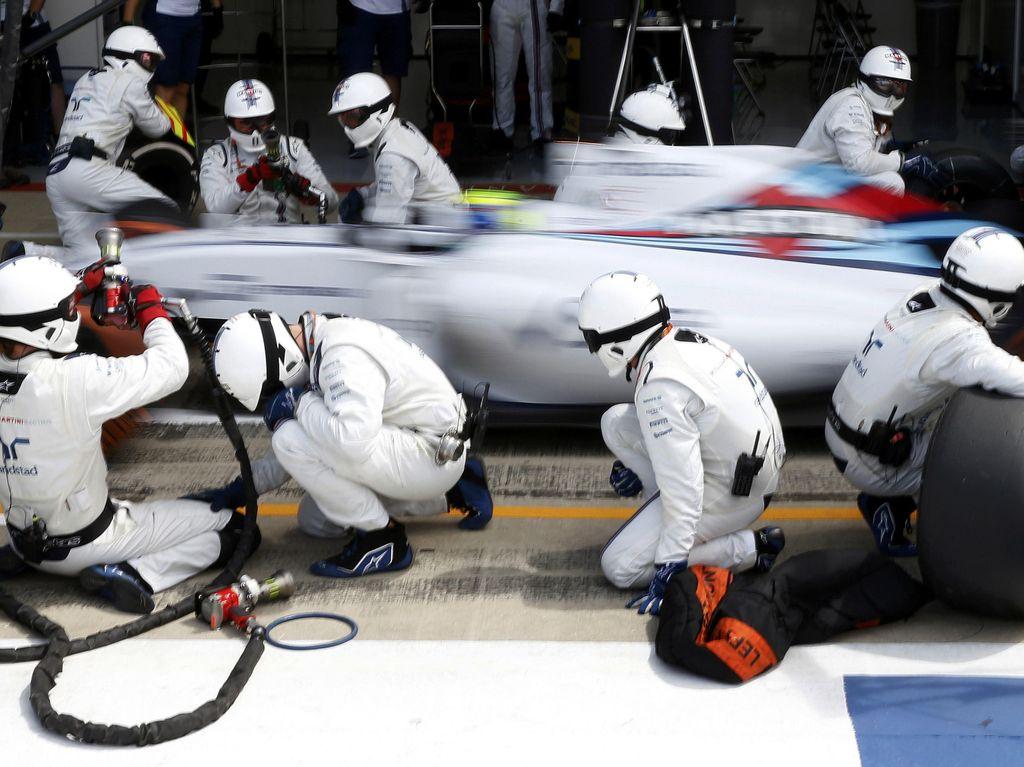 Ketika Ilmu Pit Stop F1 Dipakai di Ruang Bersalin