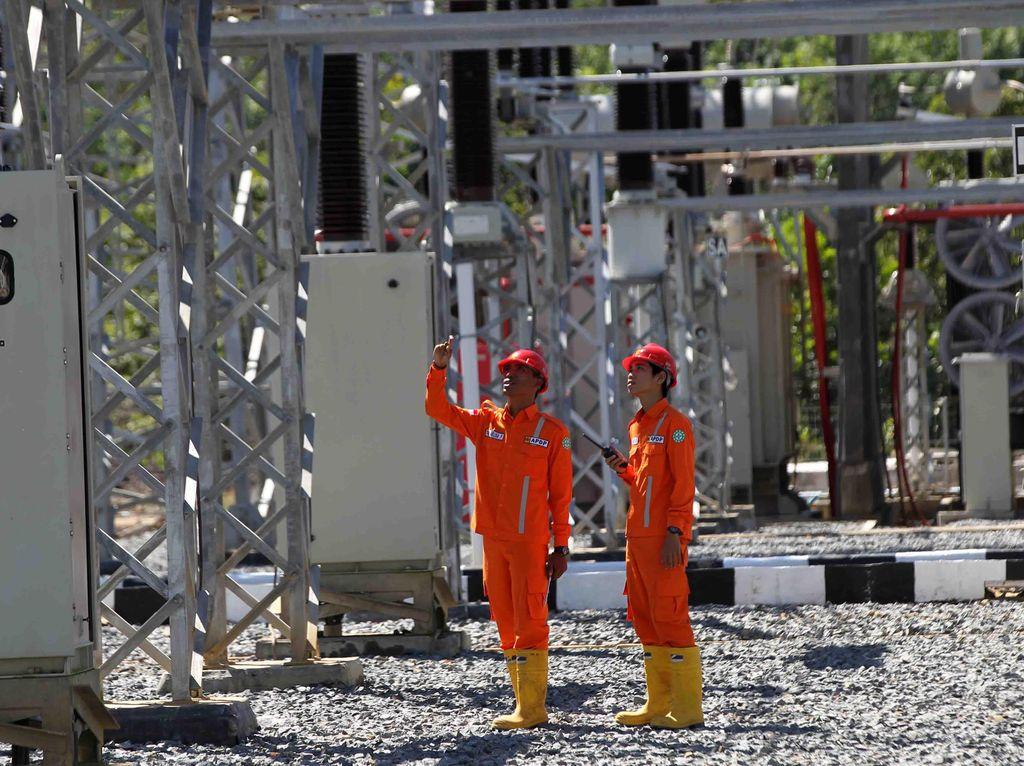 PLN Khawatirkan Pasokan Gas Tahun Depan