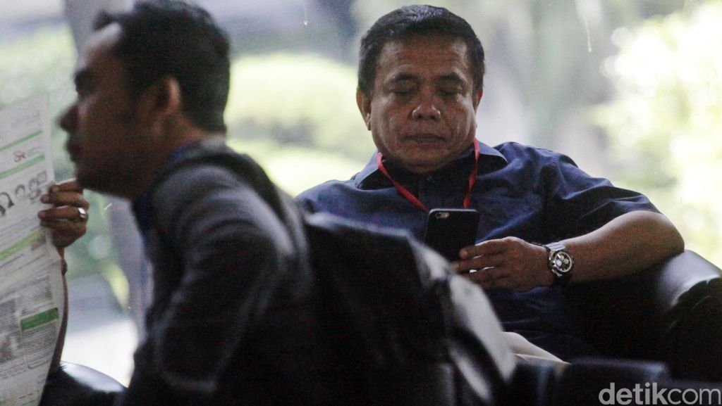 Mantan Gubernur Aceh Irwandi Yusuf Diperiksa KPK