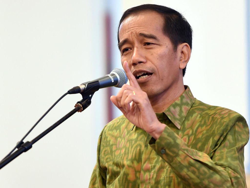 Jokowi: Sekarang Kalau di China Bayar Cash Ditertawakan