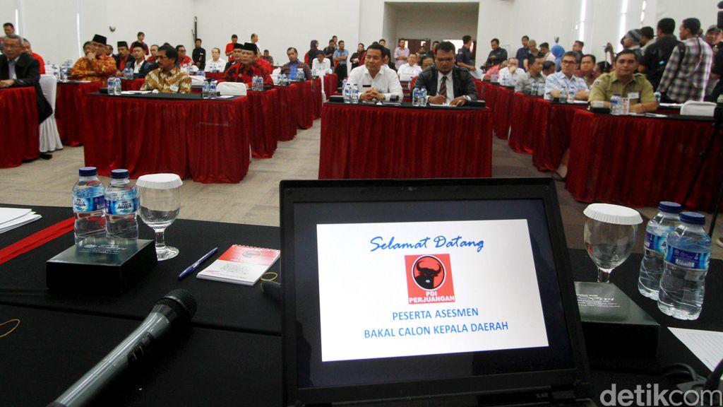 PDIP Pilih 5 Besar Cagub DKI Hasil Penjaringan, Siapa Saja?