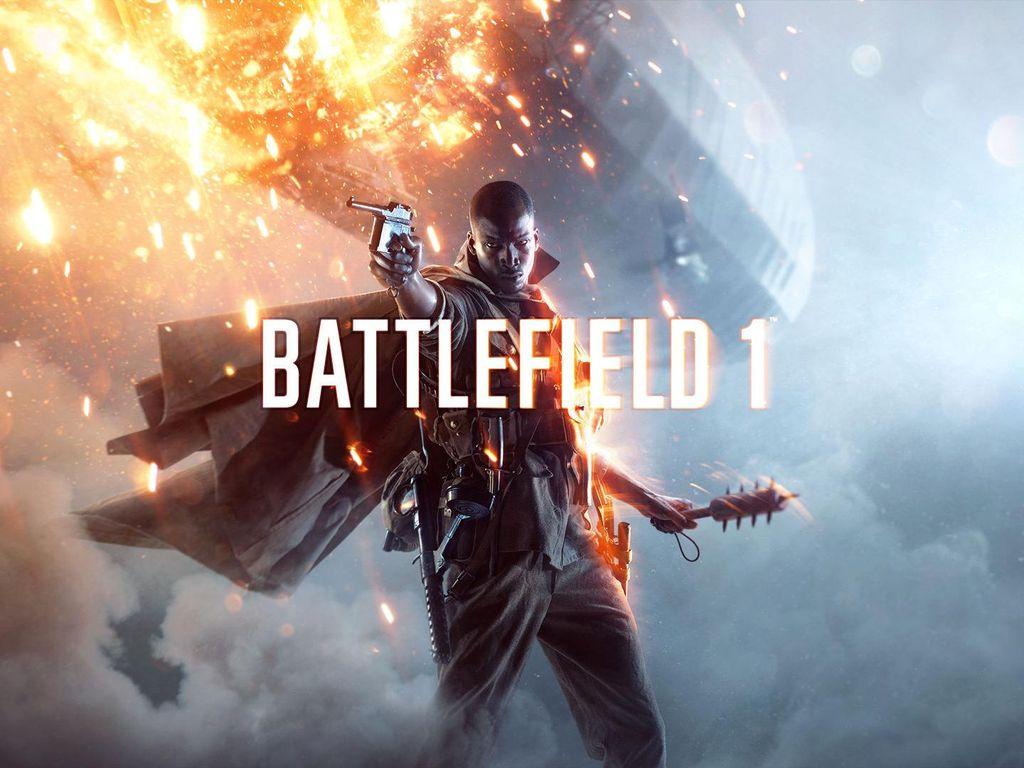 Mau Main Battlefield 1 di PC? Cek Spesifikasinya!
