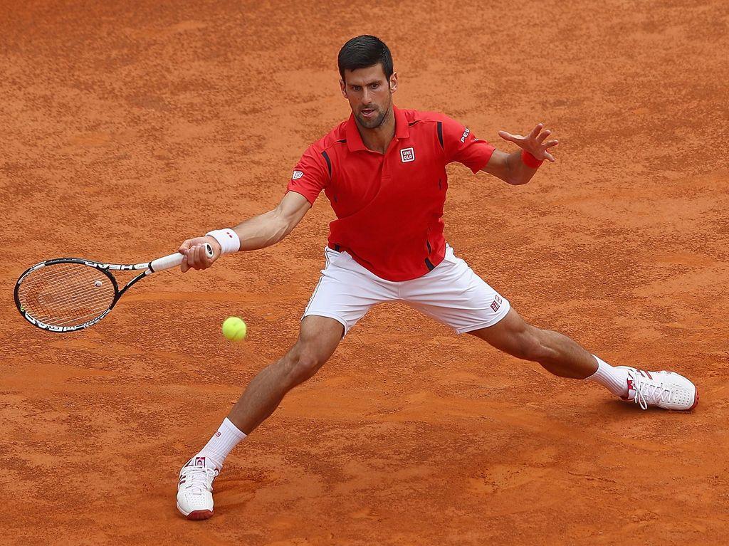 Djokovic & Murray ke Babak Ketiga