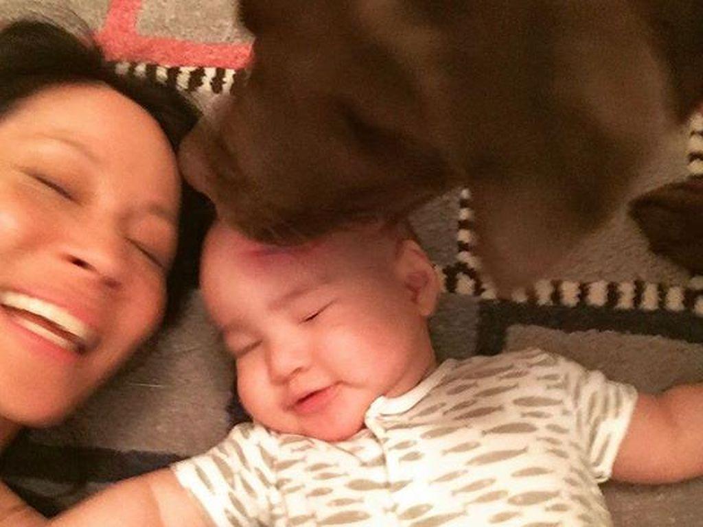 Belum Menikah, Lucy Liu Ungkap Rasanya Jadi Single Mother