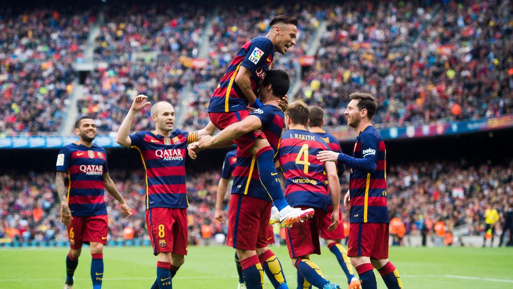 Barca Mesti Fokus pada Performa Diri Sendiri, Jangan Pikirkan Madrid
