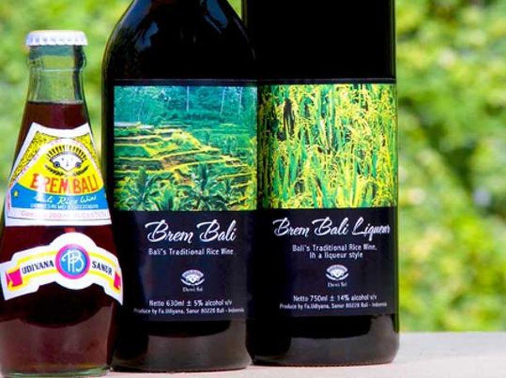 Brem dan Arak Bali, Minuman Upacara yang Kini Populer