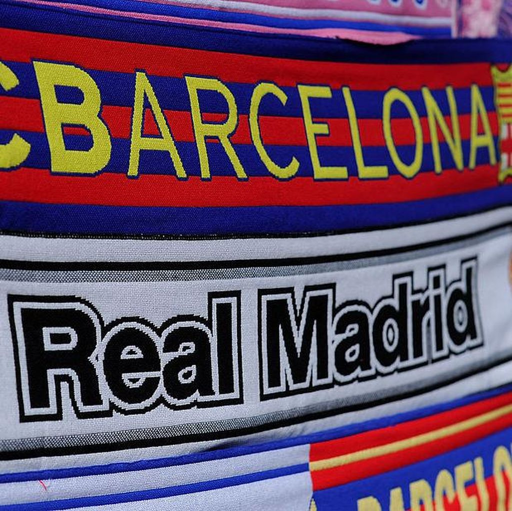 El Clasico seperti Bikin Dunia Sepakbola Berhenti Sesaat