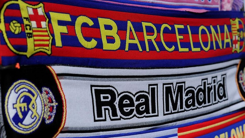 Final La Liga: Madrid atau Barcelona Juaranya?