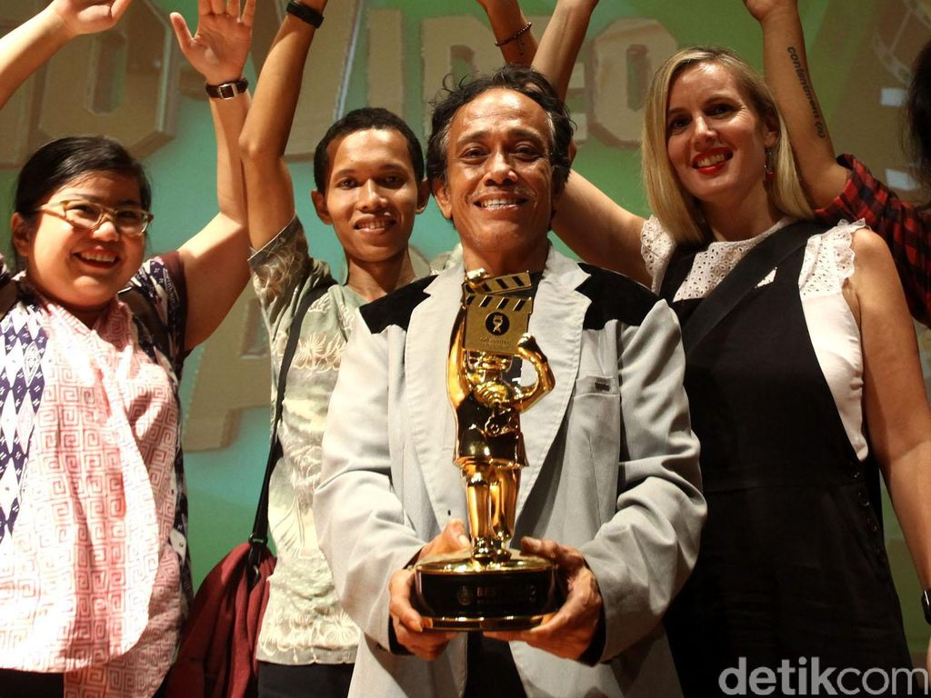 Penyerahan Penghargaan Go-Video Awards