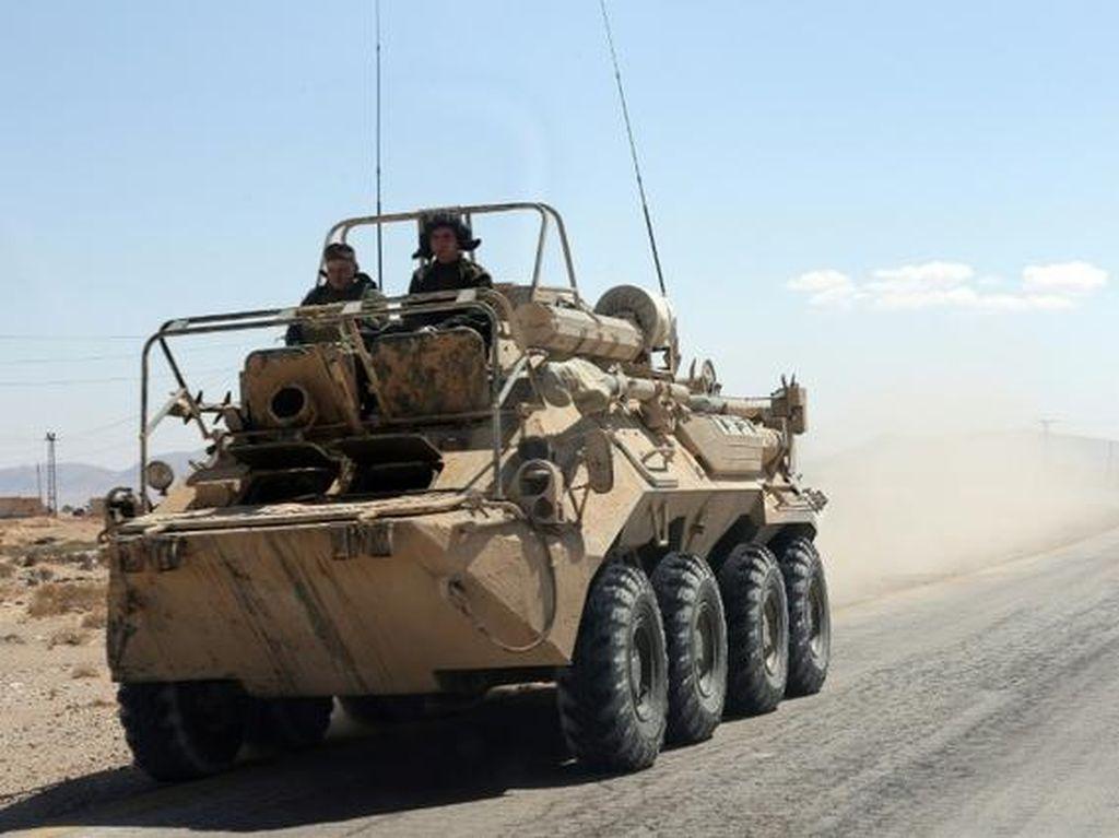 Seorang Jenderal Senior Rusia Tewas Saat Bom Rakitan Meledak di Suriah
