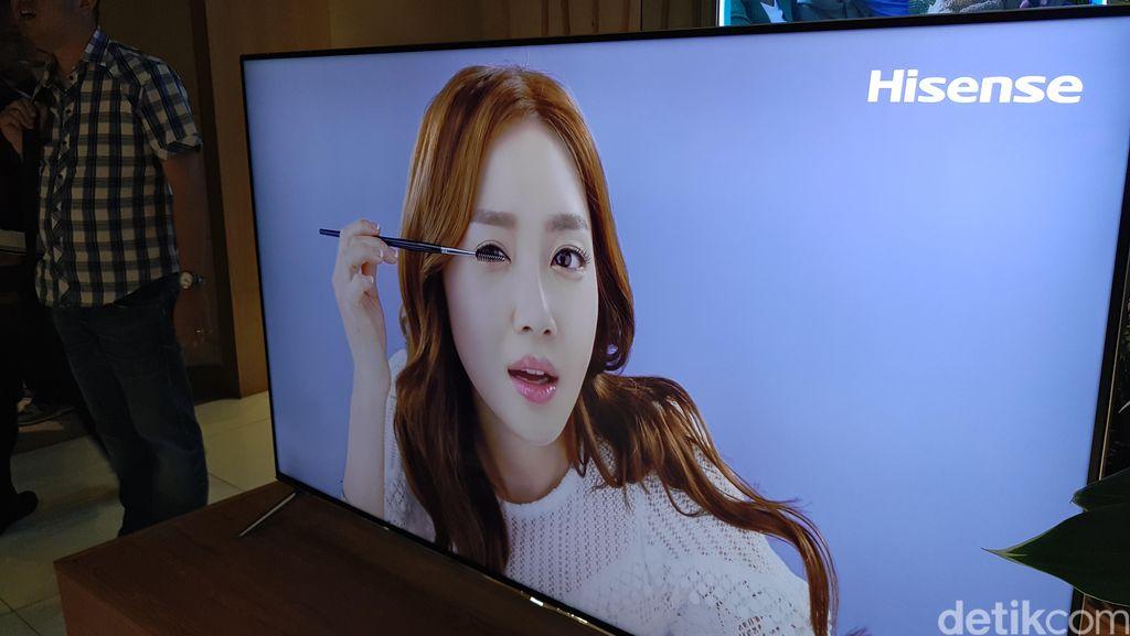 Pasar TV Pintar Samsung Ingin Digoyang HiSense