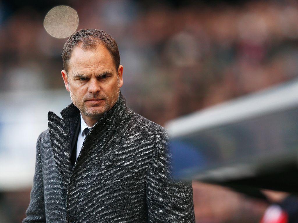 Frank de Boer Cocok untuk Everton