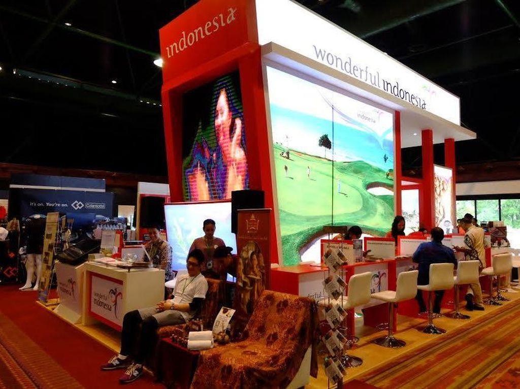 Totalitas Indonesia dalam Menggarap Wisata Golf