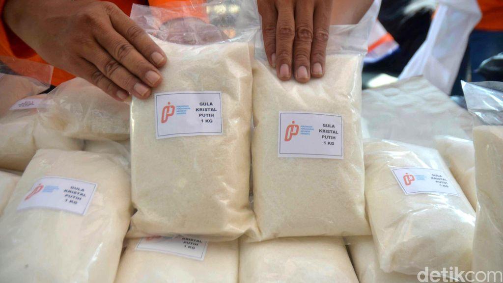 Operasi Pasar Gula Putih di Rawasari
