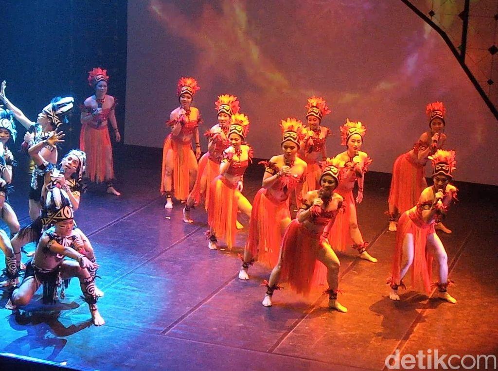 Seperti Variety Show, EKI Dance Company Sukses Gelar Pertunjukan Campur Aduk