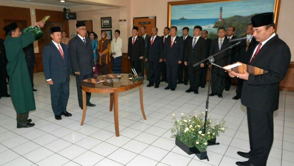 Kepala Bakamla Lantik 9 Pejabat Pimpinan Tinggi