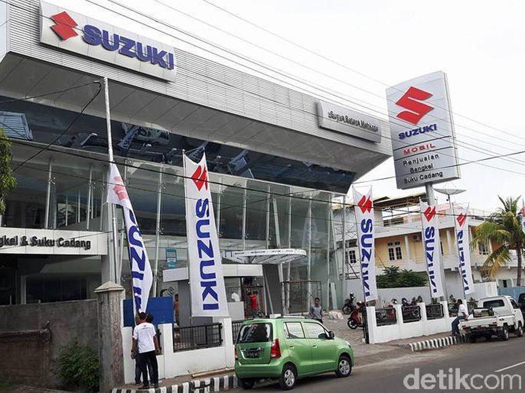 Efek Corona, Suzuki Minta Karyawannya Senam Setiap Pagi