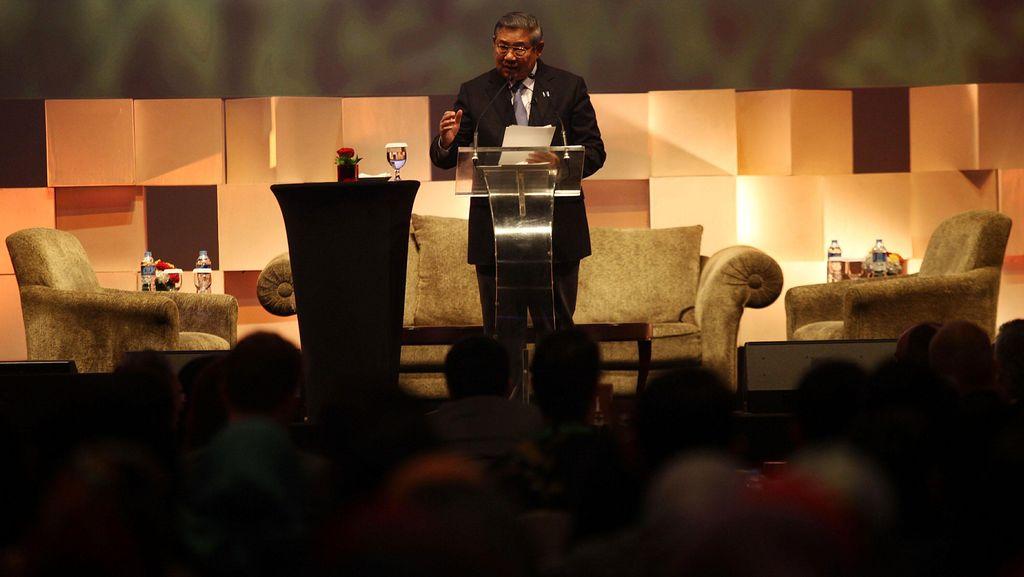 SBY Bicara Soal Pertumbuhan Ekonomi Dunia dan Asia
