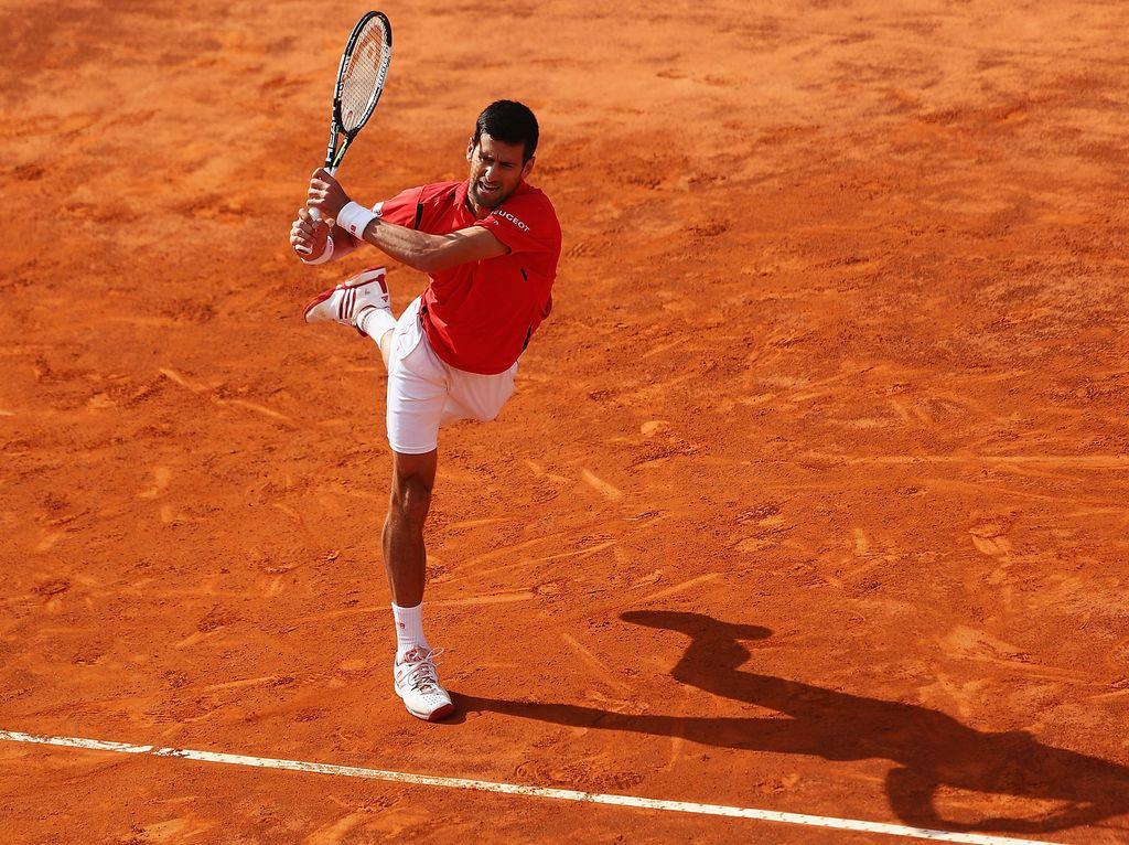 Djokovic Singkirkan Nadal untuk Pijak Semifinal