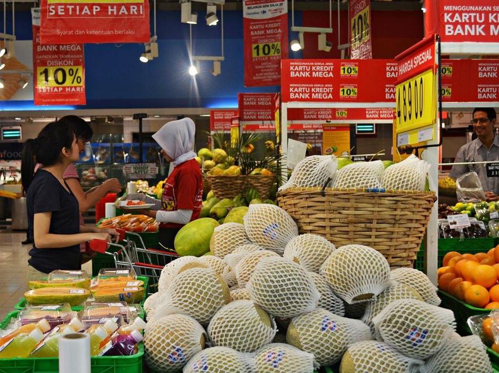 Promo Makanan Segar di Transmart Carrefour