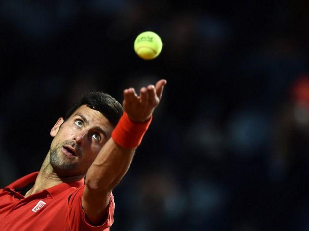 Djokovic Hadapi Murray di Final