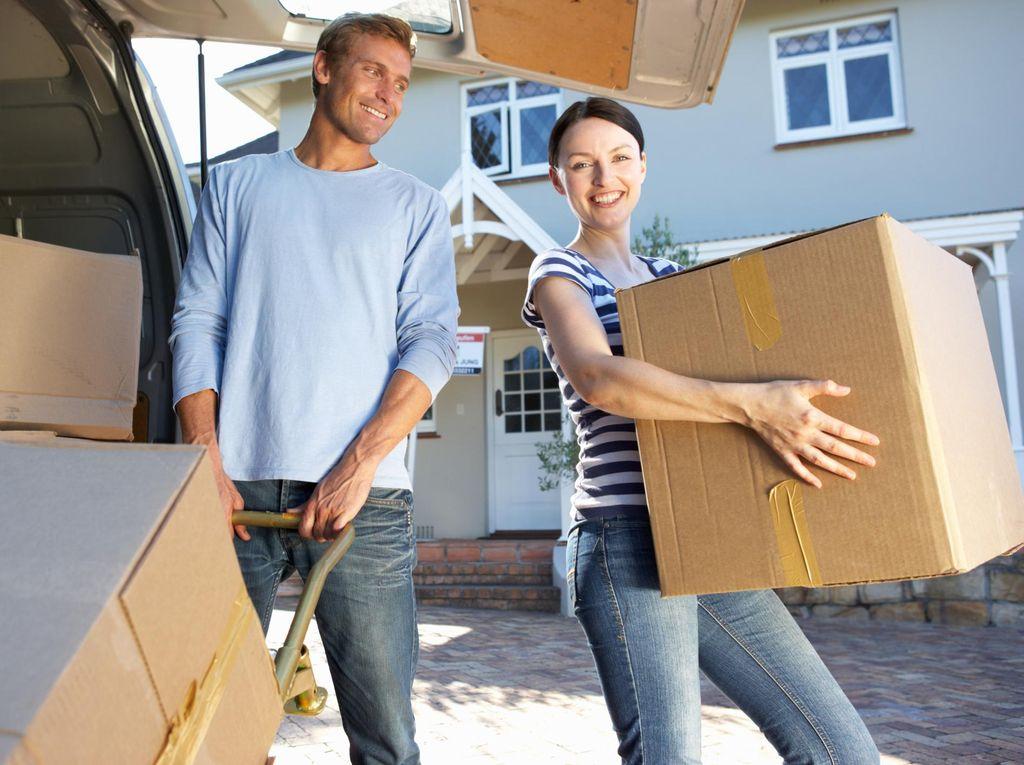 4 Hal yang Memudahkan Anda Saat Pindahan Barang ke Rumah Baru