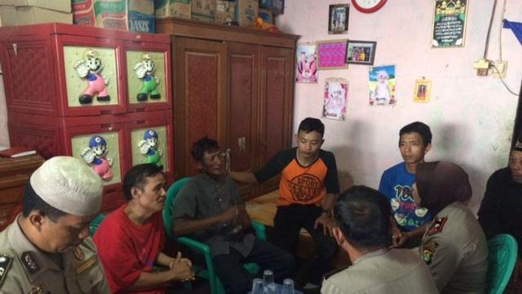 Kapolsek Jagakarsa Sambangi Rumah Duka, Janji Usut Penganiayaan Fahreza di GBK