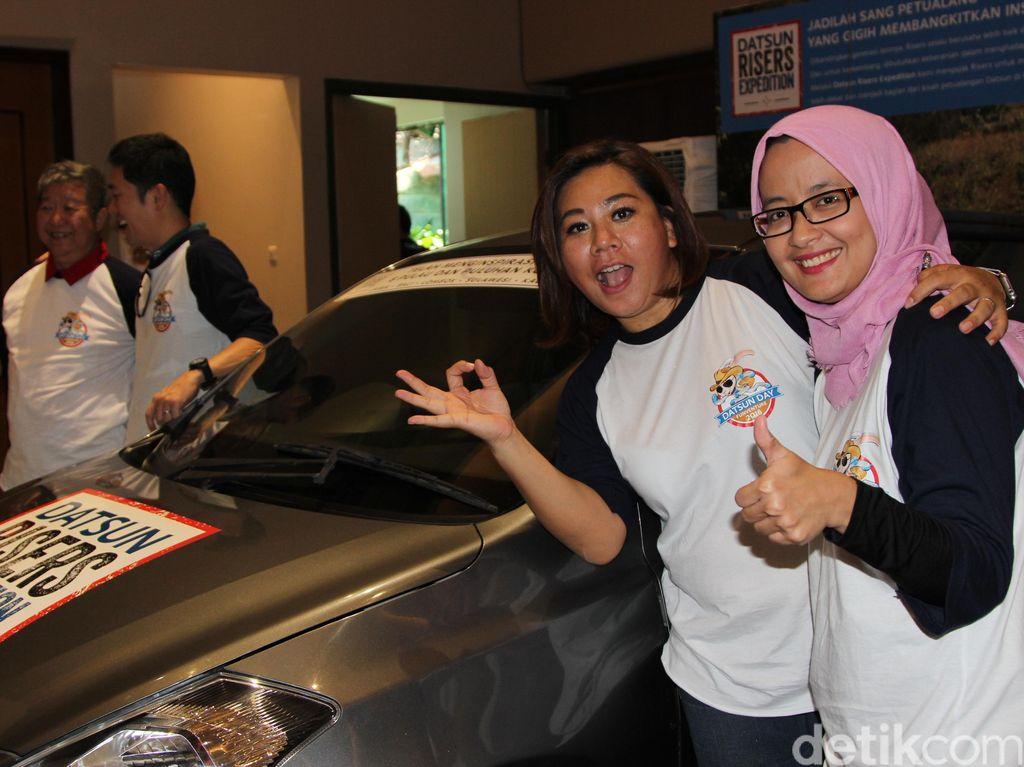 Perayaan Ultah Kedua Datsun di Bandung