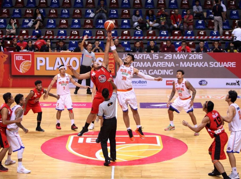 Pelita Jaya ke Semifinal, Aspac & Satria Muda Rebut Partai Pertama