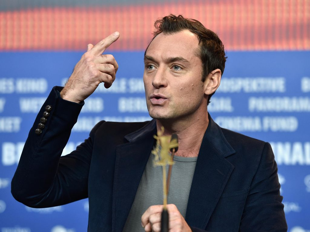 Jude Law Jadi Pengisi Suara Buku Harry Potter
