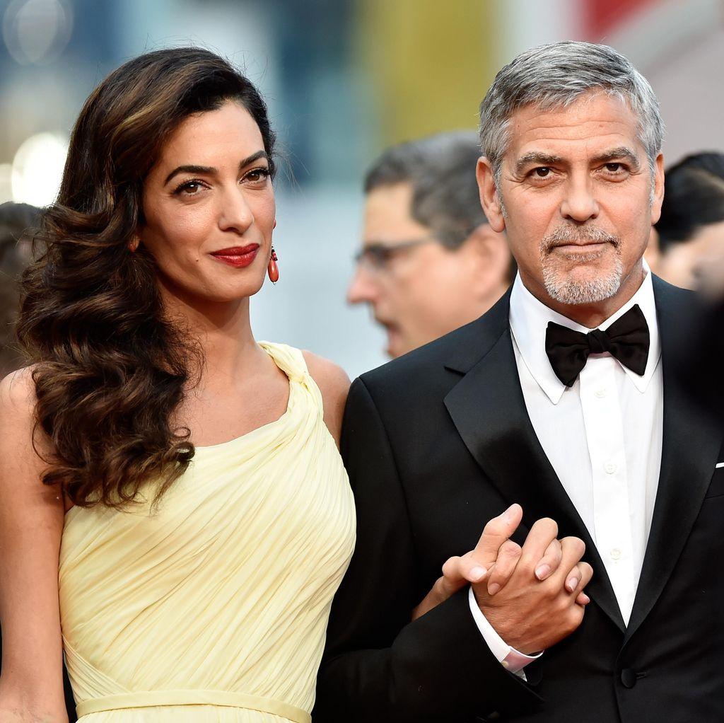 Istri George Clooney Dikabarkan Hamil Anak Kembar