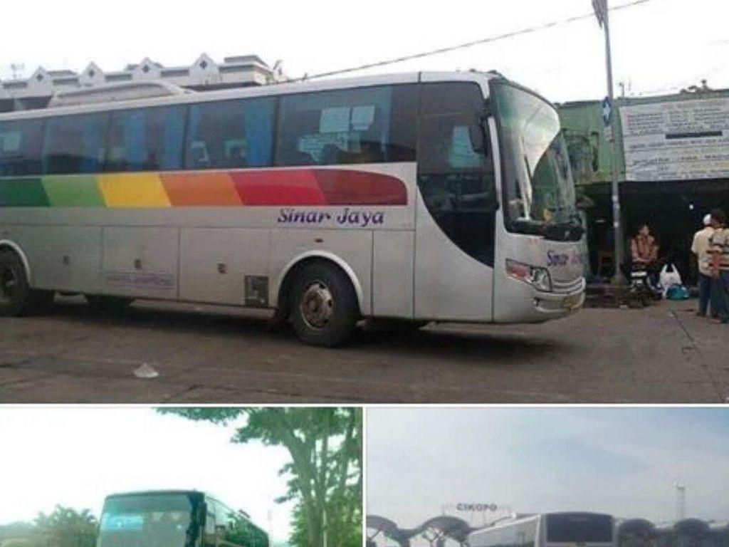 Meski Ada Kabar Libur Panjang, Tiket Bus Luar Kota Masih Sepi Pembeli