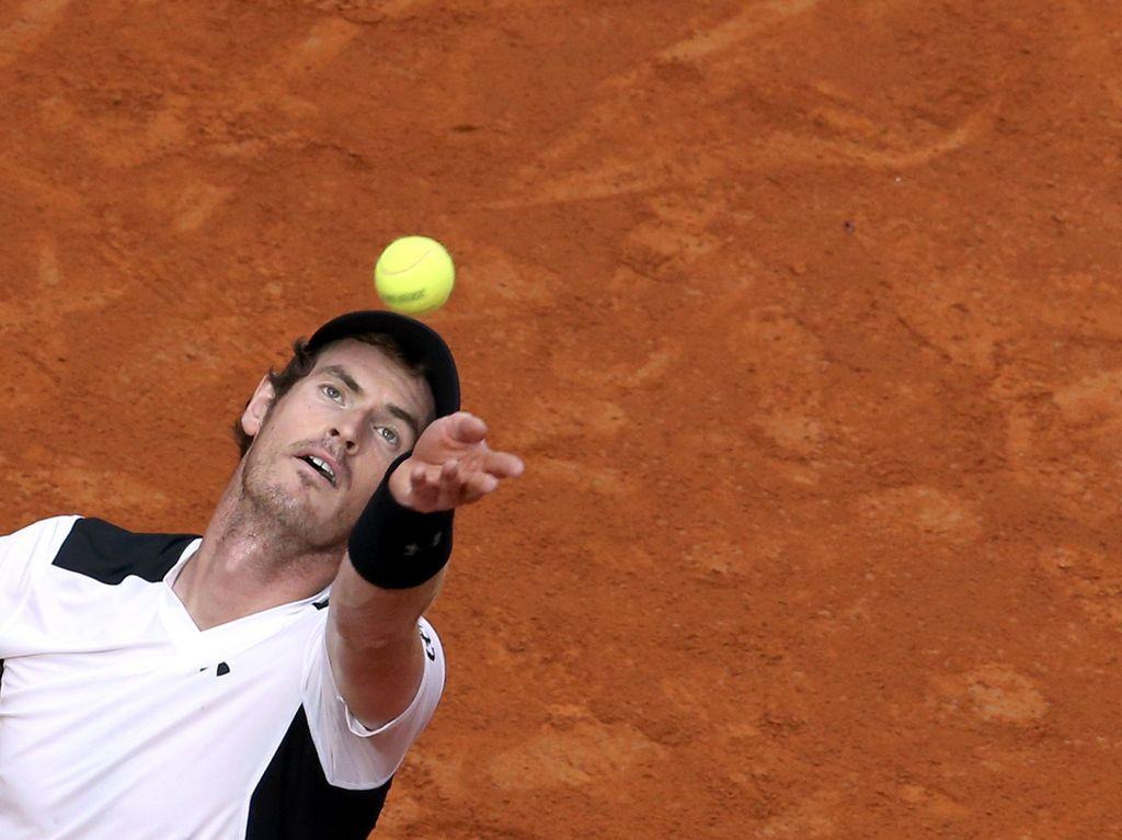 Murray Juara Roma Masters 2016