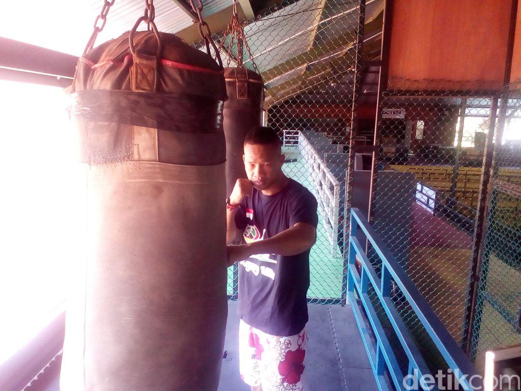 Daud Yordan Tak Sabar Naik Ring, Minta Doa Restu Masyarakat Indonesia