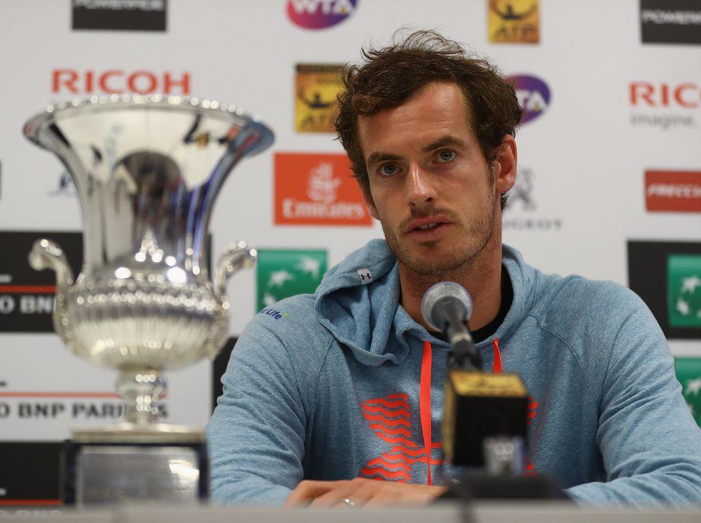 Murray Juara Usai Kalahkan Djokovic