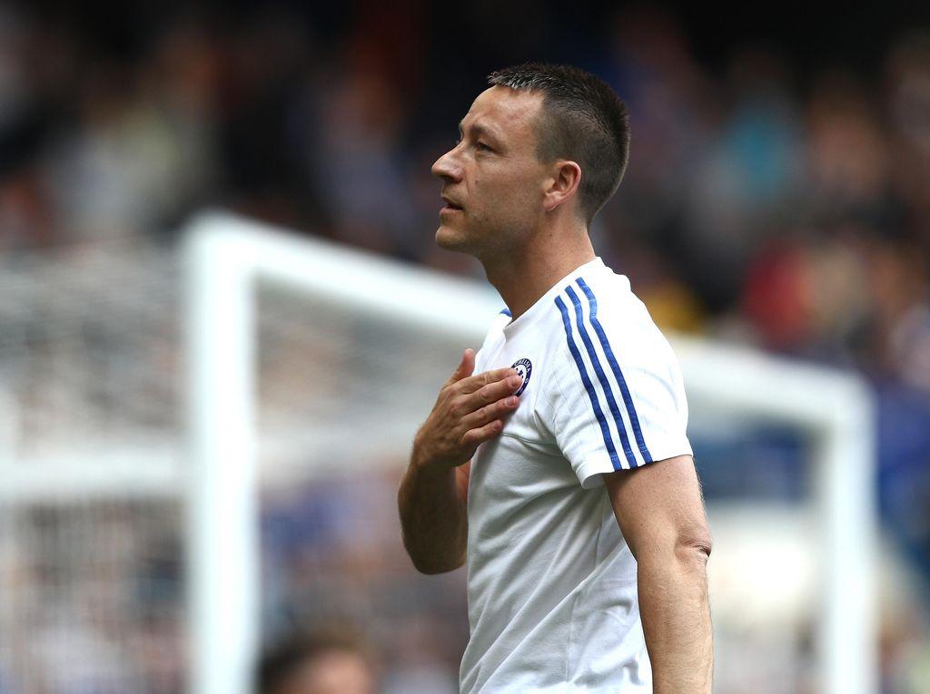 Terry Akan Tinggalkan Chelsea di Akhir Musim