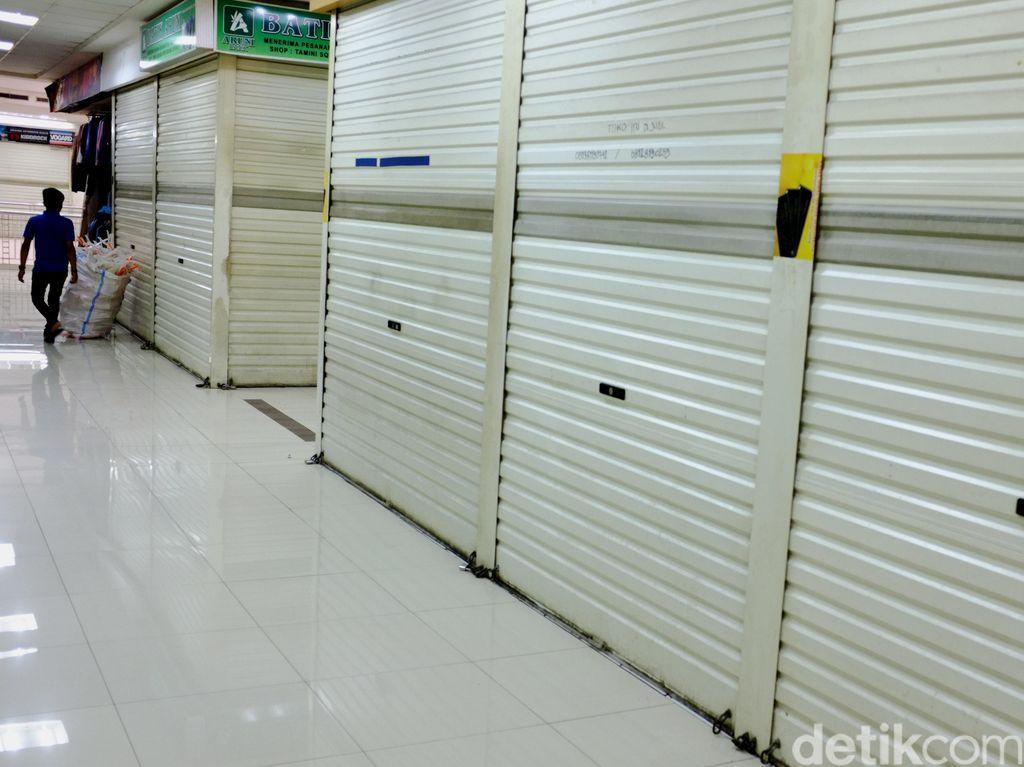 Waduh! Sederet Kios di ITC Roxy Mas hingga Harco Dilelang Bank