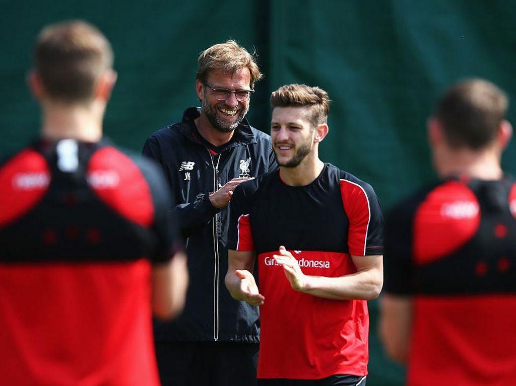 Klopp ke Lallana: Tak Usah Sungkan Disebut Legenda Liverpool