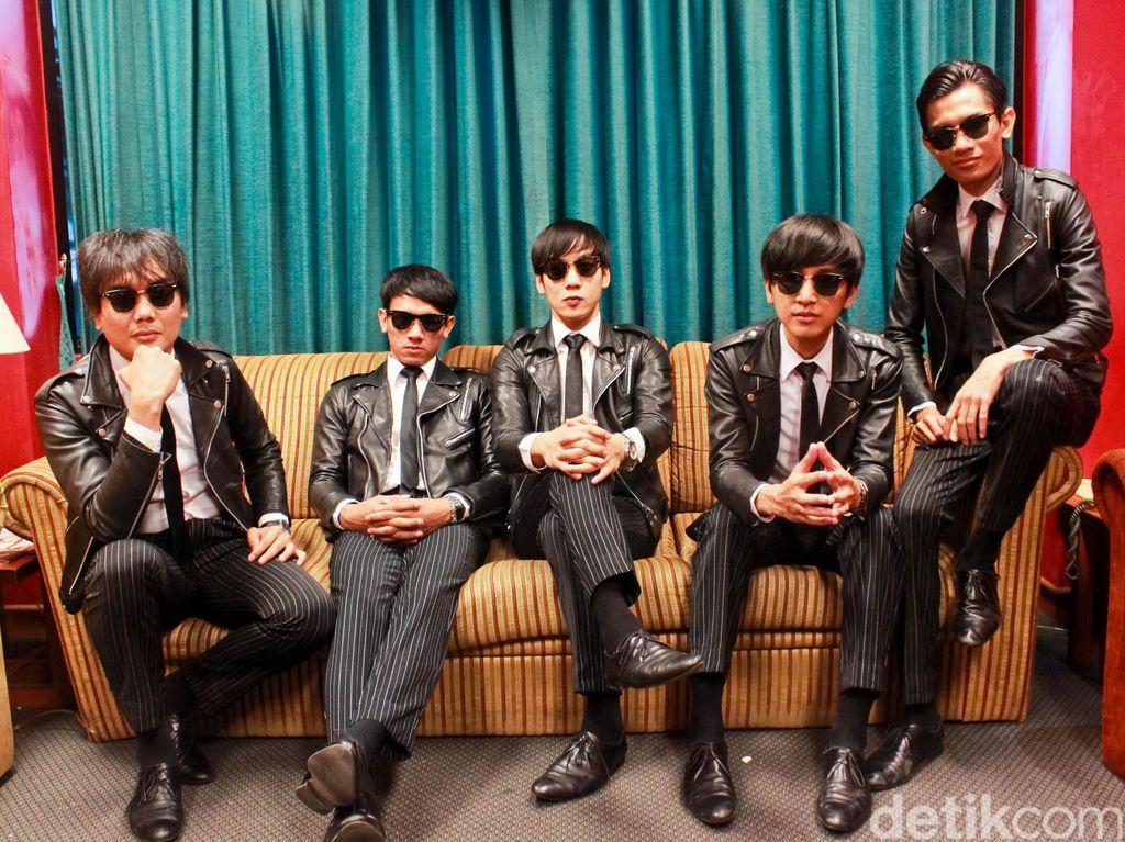 Lirik dan Chord I Love U Bibeh oleh The Changcuters