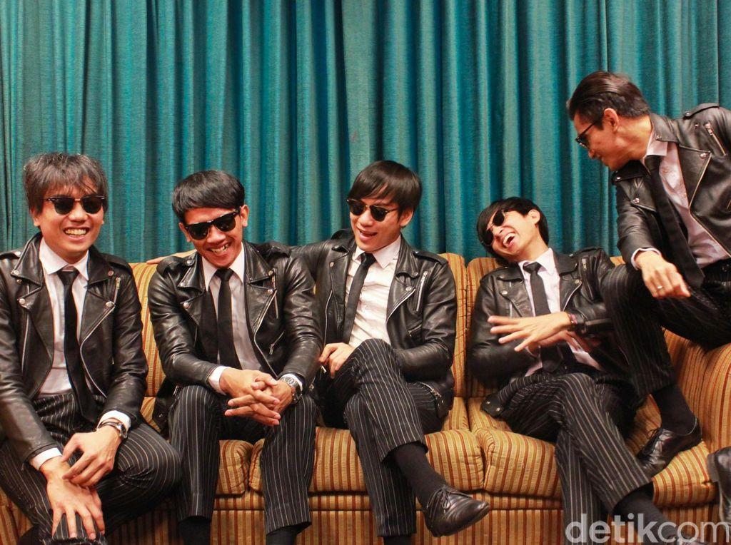 Tak Cuma Asyik Nge-band, The Changcuters Selipkan Misi Sosial