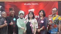 Elhijab Hingga Deden Siswanto Siap Pamer Karya di Indonesian Weekend London