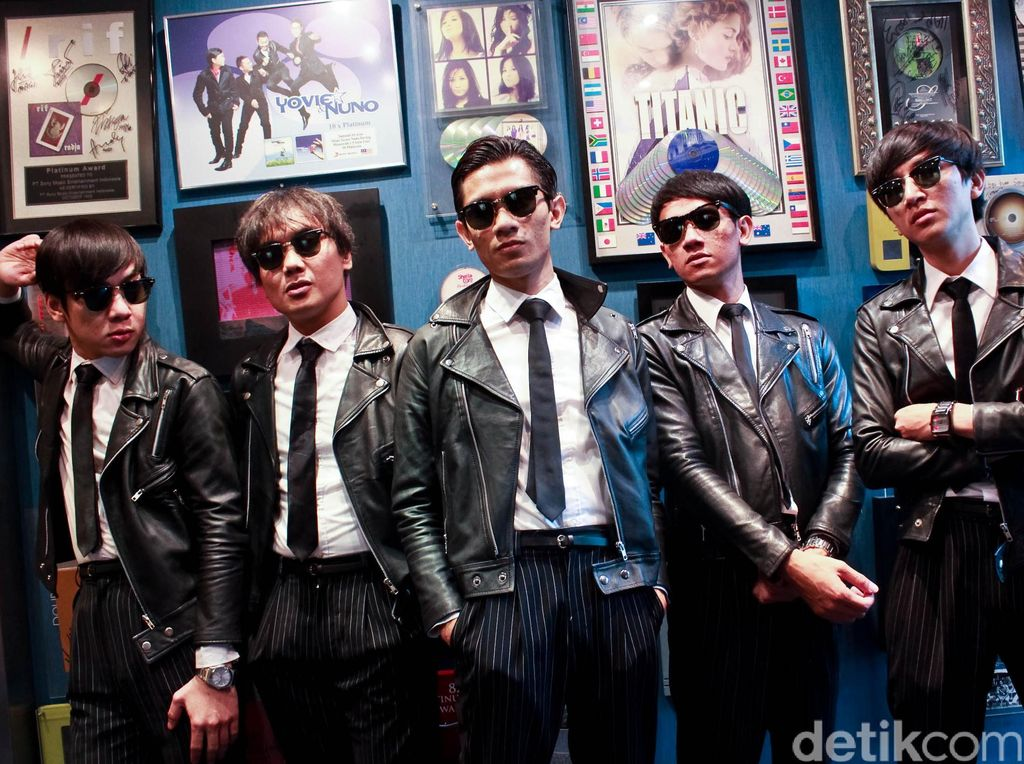 5 Nama Band Indonesia Paling Unik