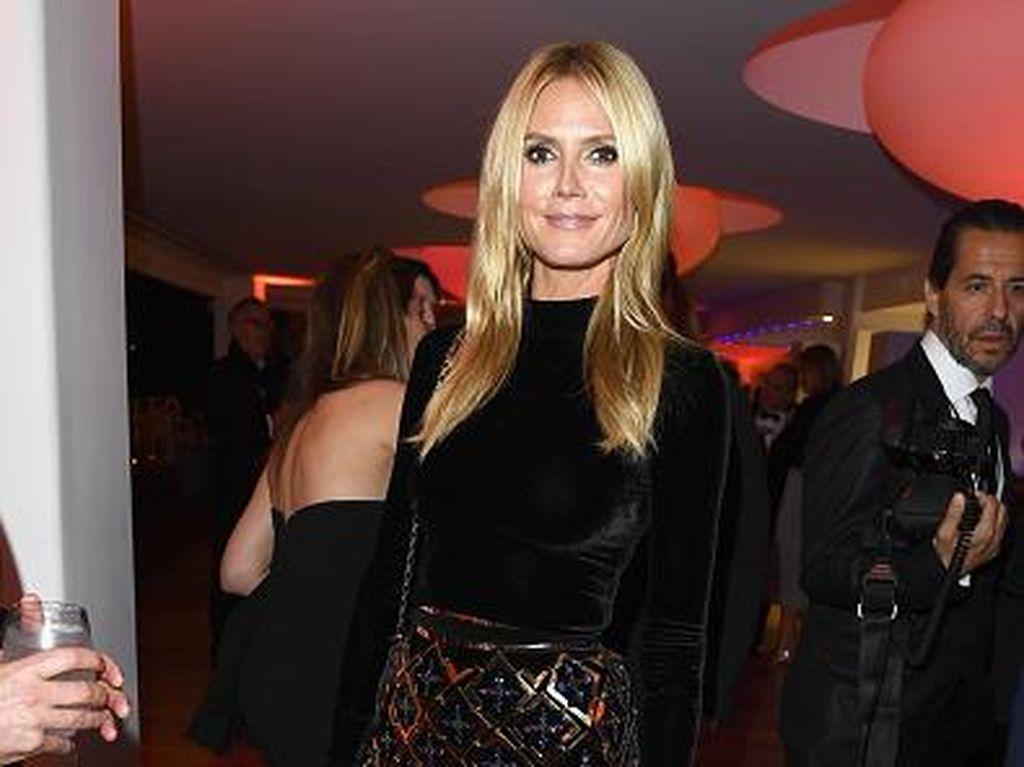 Heidi Klum Sebut Hubungannya dengan Mantan Suami Tak Baik