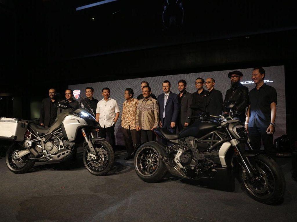 Ducati Multistrada 1200 Enduro dan XDiavel Debut Asia di Indonesia