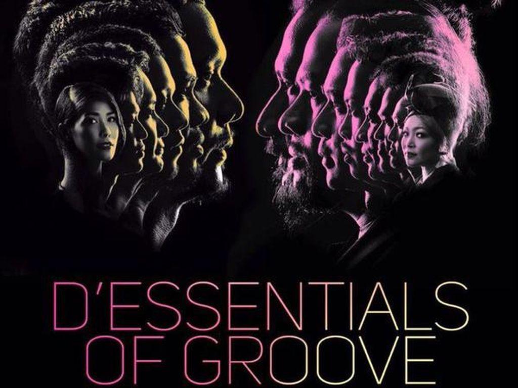 Rayakan Ulang Tahun, Maliq & DEssentials dan The Groove Gelar Konser Bareng